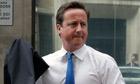 Davifd Cameron rating