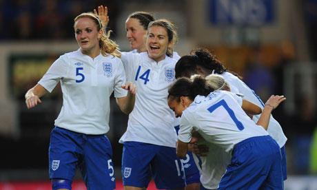 England Women Football Team