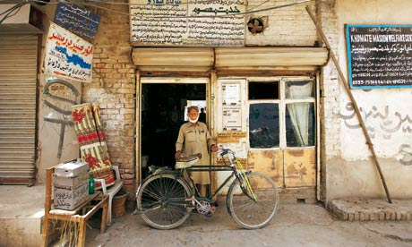 barber of larkana