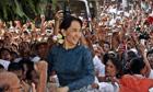 Burmese democracy