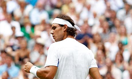 Rafael Nadal v Juan Martin Del Potro