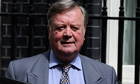 Britain's Justice Secretary Ken Clarke