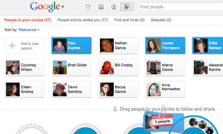 Google Plus social networ 007 Introducing Googles + Project
