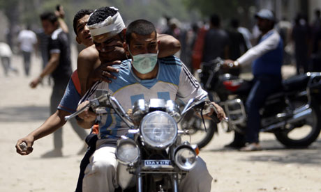 Cairo-Clashes-Tahrir-square