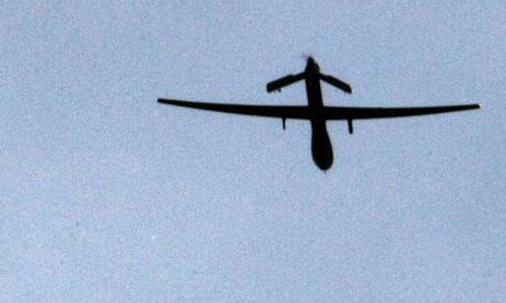 Predator drone in Afghanistan