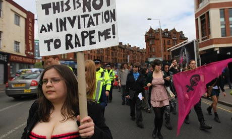 A Slutwalk in Scotland