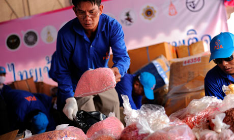 Thailand vows another war on drugs