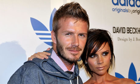 David Beckham/James Bond adidas Originals by Originals Launch Event