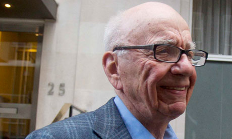 Rupert Murdoch assembles Us legal team