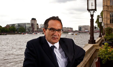Lord Glasman of Stoke Newington and Stamford Hill