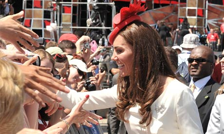 Prince William and Duchess of Cambridge Royal Tour of Ottawa, Canada - 01 Jul 2011