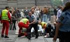 Oslo bomb explosion