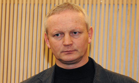 Norway attack victim Trond Berntsen