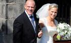 Zara Phillips and Mike Tindall wedding