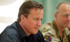 David Cameron, Afghanistan