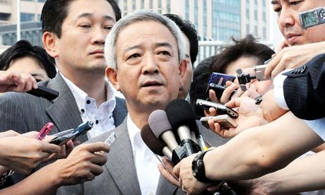 japanese minister