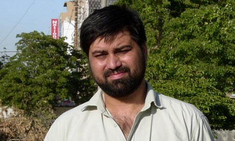 Pakistani journalist killed