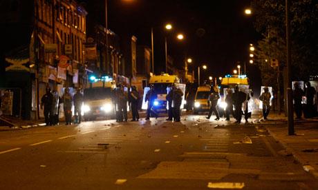 police line liverpool