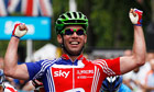 Mark Cavendish hails perfect team display after passing Olympic test