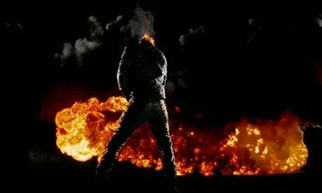 Will Ghost Rider: Spirit of Vengeance relight your fire ... Ghost Rider Spirit Of Vengeance Blue Fire