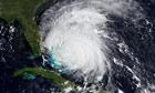 Hurricane Irene - 25 Aug 2011