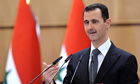 Assad, remains defiant despite mass protests demanding the end of his brutal regime