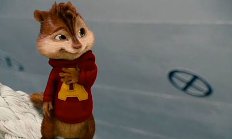 Still from Alvin and The Chipmunks: Chipwrecked 2