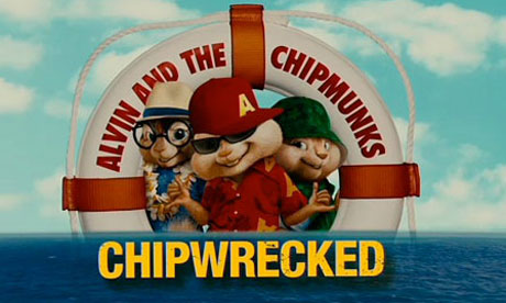 Still from Alvin and the Chipmunks: Chipwrecked 7