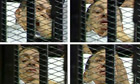 Hosni Mubarak trial, Cairo