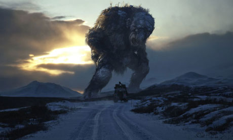 Still from Troll Hunter
