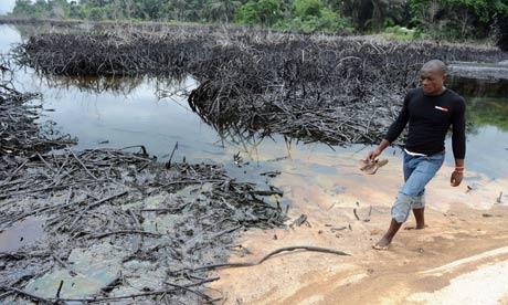 MDG : Ogoniland / Oil spills