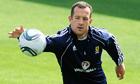 Charlie Adam's approach embodies spirit in Scotland squad, says Levein