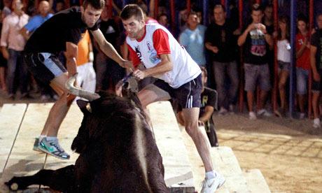 Raton, Mouse, killer bull, Sueca