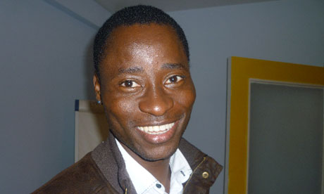 Bisi Alimi, from Nigeria