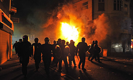 London Riots uncovered