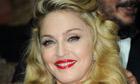 Madonna attends the W.E. premiere