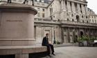 London Markets Plunge On Global Economy Fears