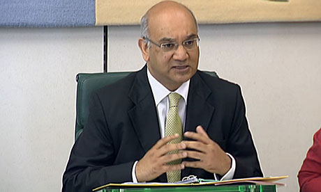 Keith Vaz headed the parliemntary hearings into phone-hacking at News International.
