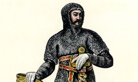 An illustration of William of Normandy