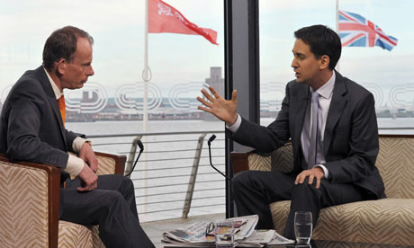 Ed Miliband Andrew Marr Show