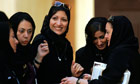Women, right to vote, Saudi Arabia