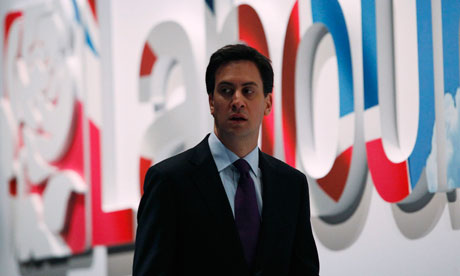 Ed Miliband, Labour leader