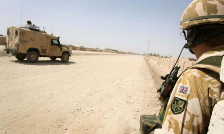 British servicemen shot dead by Afghan police force members
