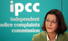 IPCC commissioner Deborah Glass
