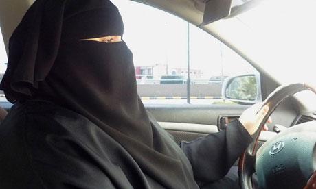 Saudi driving