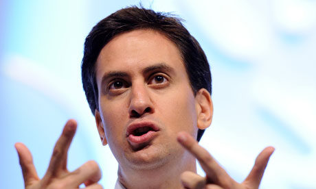 Ed Miliband Labour Party Conference
