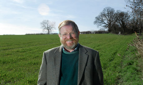 Bill Bryson, countryside campaigner