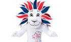 pride the lion, team gb mascot