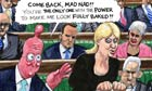 8.9.11: Steve Bell cartoon