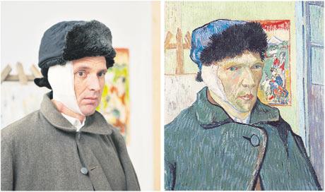 Tim Dowling remakes Van Gogh